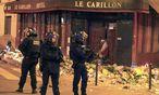 Polizei in Paris / Bild: REUTERS