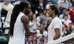Rafael Nadal scheitert vorzeitig in Wimbledon / Bild: REUTERS