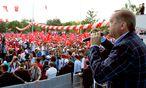 Symbolbild: der türkische Präsident Recep Tayyip Erdogan / Bild: (c) APA/AFP/TURKISH PRESIDENTIAL PRE (KAYHAN OZER)
