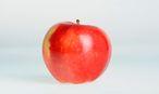 Ein roter Apfel / Bild: Bilderbox