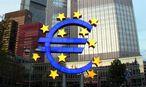 Verwaltunggebaeude der europ. Zentralbank in Frankfurt/Main  / Bild: www.BilderBox.com