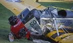 Kleinflugzeug abgestürzt: Hollywoodstar Harrison Ford schwer verletzt / Bild: REUTERS