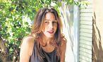 """Wie ihre Hauptfigur Reno in """"Flammenwerfer"""" liebt Rachel Kushner Skirennen und heiße Öfen. / Bild: (c) Lucy Raven"""