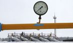 Gasförderung / Bild: EPA