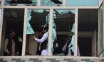 Nach dem Anschlag in Jalalabad  / Bild: APA/EPA/GHULAMULLAH HABIBI