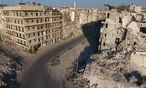 Ruinen in Aleppo / Bild: REUTERS