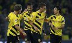 Dortmund-Spieler / Bild: REUTERS