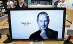 """Biografie: Steve Jobs """"bisweilen ein Arschloch"""" / Bild: (c) REUTERS (Jo Yong-hak)"""
