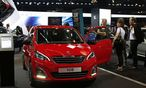 Peugeot 108 / Bild: REUTERS