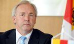 Kärntens Ex-Landeshauptmann Gerhard Dörfler  / Bild: Die Presse