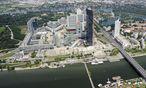Bank Austria verkauft Grundstück für zweiten Wiener DC Tower / Bild: APA/HANS PUNZ