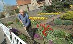 Mann bei der Gartenarbeit / Bild: www.BilderBox.com