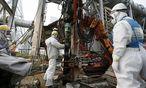 Arbeiten in Fukushima. / Bild: (c) REUTERS (POOL)
