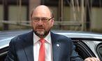 Martin Schulz / Bild: APA/EPA/STEPHANIE LECOCQ