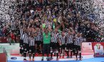 Juventus mit Pokal / Bild: APA/EPA/ALESSANDRO DI MEO