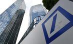 Deutsche Bank verdreifacht trotz vieler Baustellen  Nettogewinn / Bild: APA/EPA/ARNEDEDERT