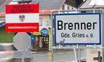 Grenze am Brenner  / Bild: APA/EXPA/JOHANN GRODER