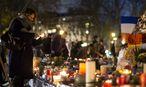 Gedenken an die Terroropfer / Bild: APA/EPA/IAN LANGSDON