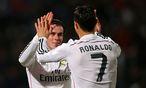 Cristiano Ronaldo und Gareth Bale / Bild: GEPA pictures