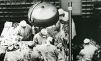 Die Transplantation am 23. Dezember 1954 / Bild: Brigham and Women's Hospital
