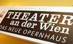 Theaters an der Wien / Bild: (c) APA (HARALD SCHNEIDER)