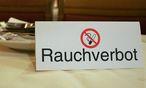 Rauchverbot / Bild: (c) BilderBox