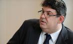 IKG-Wien-Präsident Oskar Deutsch reiste nach Israel.  / Bild: Die Presse (Clemens Fabry)