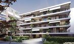 Haus B der Wohnhausanlage Argento / Bild: (c) Visualisierung: schreinerkastler