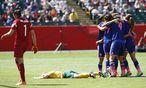 Japan jubelt / Bild: USA Today Sports