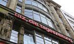 Redaktionsgebäude der ''taz'' in Berlin / Bild: (c) imago/PEMAX (imago stock&people)