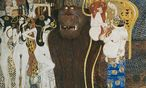 Beethovenfries von Gustav Klimt. / Bild: (c) Secession
