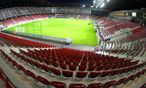Leere Ränge, leere Kassen: Das Klagenfurter Stadion ist ein Mahnmal föderaler Fehlallokation. / Bild: (c) APA (Barbara Gindl)