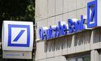 Filiale der Deutschen Bank in Köln / Bild: REUTERS