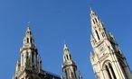 Archivbild: Das Wiener Rathaus / Bild: Clemens Fabry / Die Presse