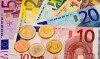 Geldscheine und Münzgeld / Bild: wodicka@aon.at