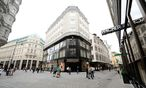 Das Goldene Quartier in der Wiener Innenstadt als luxuriöse Variante eines Towncenters. / Bild: Die Presse