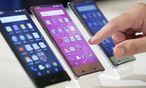 Smartphones / Bild: Bloomberg