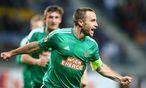 Steffen Hofmann erzielte gegen Minsk sein 24. Europacuptor. / Bild: GEPA pictures