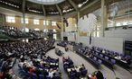 Deutscher Bundestag / Bild: imago/Reiner Zensen