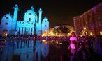 Auftakt: Wiener Popfest feiert 15.000 Besuchern / Bild: APA