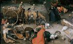 Der finale Kampf um Gut und Böse bewegt auch die Kunst, wie hier bei Jan Brueghel dem Älteren. / Bild: akg-images / picturedesk.com