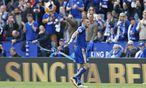 Leicester City ist ohne Torjäger Vardy gefordert. / Bild: (c) REUTERS (Carl Recine)