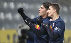 Jonatan Soriano und Marcel Sabitzer / Bild: GEPA pictures