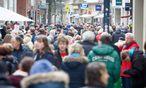 Optimistische Konsumenten treiben deutsche Wirtschaft an / Bild: (c) imago/R�diger W� (imago stock&people)