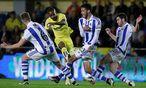 Villareal gegen die Reds. / Bild: APA/AFP/JOSE JORDAN