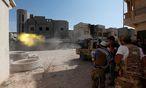 Soldaten der libyschen Armee. / Bild: REUTERS