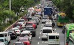 Verkehrschaos in Manila / Bild: REUTERS