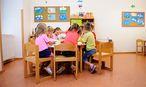 Kindergarten / Bild: Die Presse (Fabry)