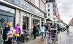 Wefood ist der erste Supermarkt dieser Art in Europa. / Bild: APA/AFP/SCANPIX DENMARK/SOREN BI