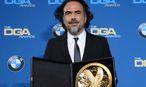 Alejandro G. Iñárritu mit dem DGA-Award / Bild: REUTERS